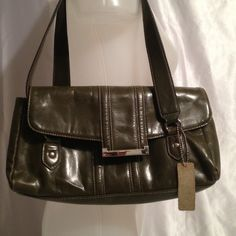 Bought Apt9 Leather Olive Green Handbag for $2.99; one is selling on Ebay for 12.99 and up.