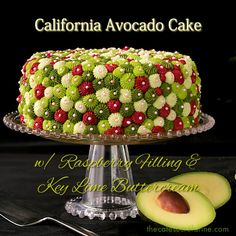 Avocado CAKE???? Are you kidding? ………….. Yup, that's exactly what it is. Not only that, there's avocado in the icing too! …………. Seem a bit crazy? ………… ……………… I shared ina posta while back that we've partnered withThe California Avocado Commissionin some food styling, photography …