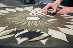 Unique motifs from the Amtico Signature collection - each one is made to order, and hand-finished in our Coventry factory. Amtico Signature, Luxury Flooring, Plush Carpet, Luxury Vinyl Tile, Signature Collection, Coventry, Britain, Innovation, Finding Yourself
