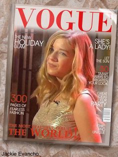 ❤️ Jackie Evancho, America's Got Talent, Her Music, Looks Great, Vogue, Celebs, Singer, Chic, Lady