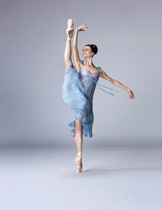 National Ballet of Canada's Greta Hodgkinson finds her characters within the music.