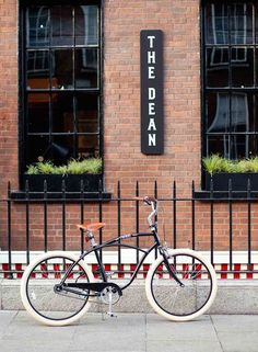 You can't go wrong with The Dean, one of the newest hotels in the city, now packed with stylish Dubliners.