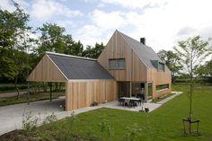 modern zadeldak - COR KALFSBEEK ARCHITECTUUR BNA