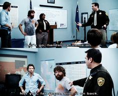 Not you, fat Jesus :) the Hangover