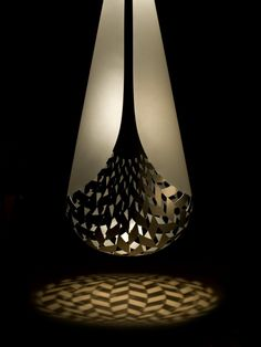 Basket Lights by David Trubridge
