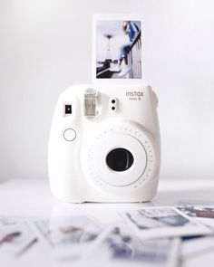 Instax Mini 8 Instant Camera - Instax Camera - ideas of Instax Camera. Trending Instax Camera for sales. - Buy this popular Instax Mini 8 Instant Camera sold by one of our favourite stores. White Pink Sky and Black colours are available . Check it out !