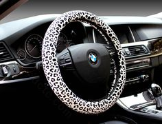 Buy Wholesale Unique Leopard Print Car Steering Wheel Covers Velvet 15 Inch - White from Chinese Wholesaler Car Interior Accessories, Car Interior Decor, Vintage Accessories, Jewelry Accessories, Fashion Accessories, Chevy, Car Steering Wheel Cover, Girly Car, Jeep Cars