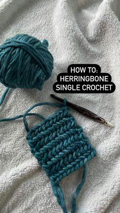 Crochet Quilt, Knit Or Crochet, Crochet Blanket Patterns, Single Crochet, Easy Crochet, Knitting Patterns, Sewing Patterns, Things To Crochet, Knitting Hats