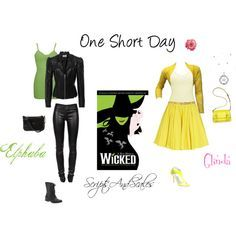 Wicked Inspired - One Short Day