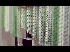 Beautiful Curtains, Chores For Kids, Chrochet, Macrame, Coasters, Youtube, Pattern, Diy, Home Decor