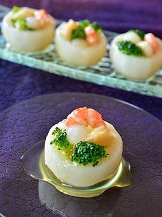 Cute Food, Yummy Food, Tasty, Appetizers For Party, Food Menu, Creative Food, Holiday Recipes, Food To Make, Food And Drink