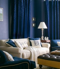 Pictures Navy Blue Couches And Design On Pinterest