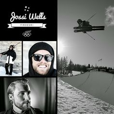 Jossi Wells  - Freeski Slopestyle and Halfpipe