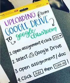 Google Classroom, School Classroom, Classroom Ideas, Future Classroom, Online Classroom, Classroom Displays, Teacher Tools, Teacher Resources, Teaching Ideas