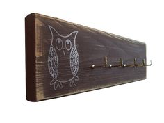 Owl key rack holder