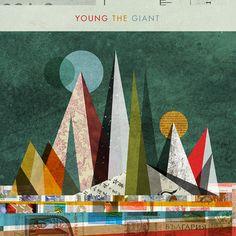 "Young the Giant  ""Young the Giant""  (2010)"