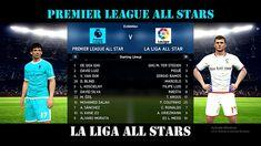 Premier League All Star vs La Liga All Star #2 | Stars Wars | Wembley | ...