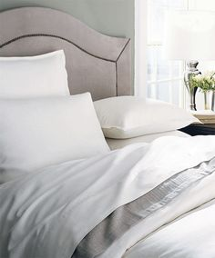 Comfort and easy care mean a fine all cotton duvet cover should be on your shopping list.