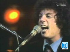 Billy Joel - Say Goodbye To Hollywood Beat-Club - Musikladen Show) Say Goodbye To Hollywood, Lyrics Meaning, Half Brother, Innocent Man, Piano Man, Billy Joel, Feeling Down, Love Him, Growing Up