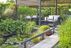 Rustic theme garden/Source: Getty Images