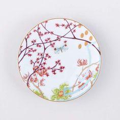 4626906400 Bloomingdale's Medard de Noblat Eden Bread & Butter Plate Vaisselle, Php,  Textiles De Tables