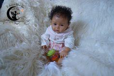 Siam. Reborn Baby doll kit Raven de Ping Lau.
