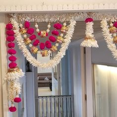 Door Hanging Decorations, Flower Decorations, Wedding Decorations, Diwali Diy, Diwali Craft, Diwali Designs, Diwali Decoration Items, Packing Ideas, Paper Crafts Origami