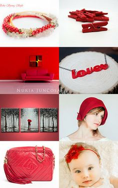 Red LoVe... by Narin Redzheb on Etsy--Pinned with TreasuryPin.com