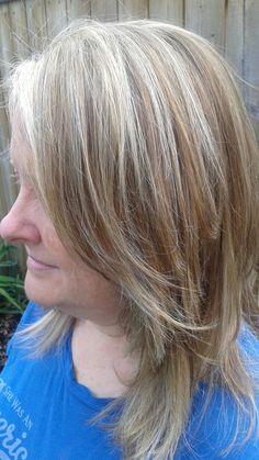 Hair by Mye #imye #highlights #lowlights