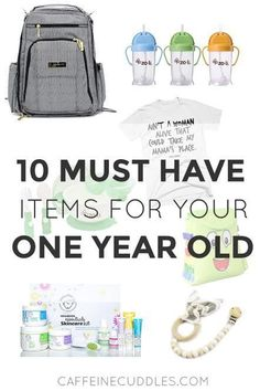 Ten Must have items for Your One year Old child or young Toddler. Necessities for any outing with a one year old or young toddler! Activities to keep your One Year old or young toddler Busy 1 Year Old Girl, One Year Old Baby, Baby Items Must Have, Toddler Preschool, Toddler Activities, Family Activities, Baby Necessities, Baby Essentials, Thing 1