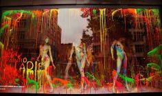 """""""painted ladies"""", pinned by Ton van der Veer Woman Painting, Graffiti Art, Van, Painted Ladies, Explore, Projects, Windows, Beauty, Beleza"""