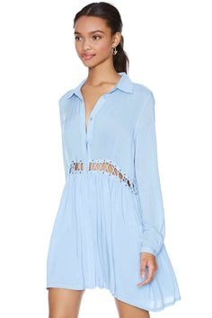 Stylestalker Boyfriend Shirt Dress | Shop Dresses at Nasty Gal