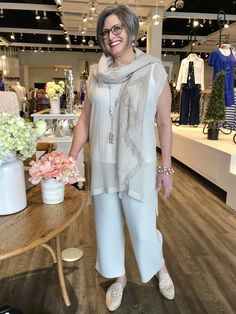 bbdfd07fd6 May 2018- Our on going love affair with Eileen Fisherks bone toned silk  separates endures!! Shepherd sFashions.com. Shepherd s Fashions · Eileen  Fisher