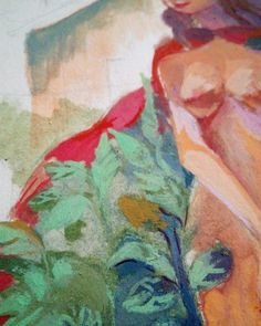 Gouache Illustration Work in Progress by Jianne Vivero visit my sites for more-> behance.net/jiannejianne dribbble.com/strawberryfields Gouache, Behance, Illustrations, Painting, Art, Vivarium, Art Background, Illustration, Painting Art