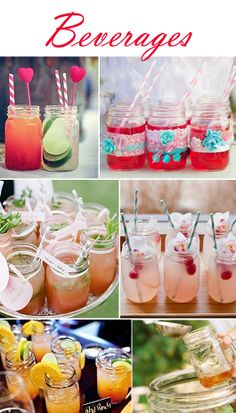 How to Use Mason Jars at Your Wedding   Exclusively Weddings Blog   Wedding Planning Tips and More