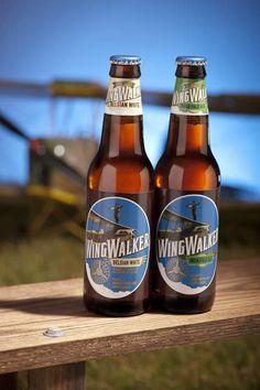 WingWalker Belgian White - World Brews California, United States