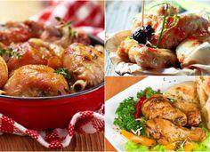 Горячие блюда на Новый год 2016: рецепты из куриных ножек
