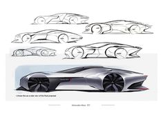 What the future luxury sport mercedes will looks like?