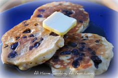 All Home Cooking: Weight Watchers Style: Cookies -- I Mean, Pancakes -- For Breakfast