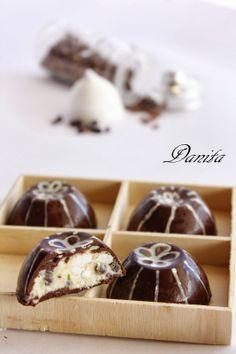 Le leccornie di Danita: Praline al cioccolato, Barrette golose e......il mio Kitchen aid