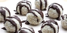 I Quit Sugar - Peppermint Bliss Balls recipe by Lillian Dikmans
