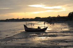 Sunrise at the beach BOM  Tuban-INDONESIA