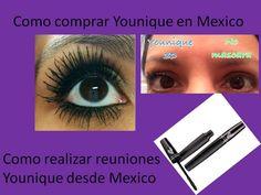 Como comprar desde Mexico y hacer reuniones Younique