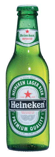Heineken - I don't like it.