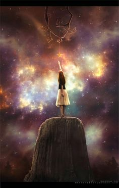 """""""When you love the light you will find your path, when you love the dark, you will find the stars, develop a deep appreciation and love of both, and you will find yourself."""" ..*"""