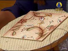 Sabor de Vida | Pintura em Madeira por Cristiane Bicudo - 24 de Abril de 2013