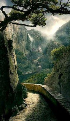 De grote muur, China