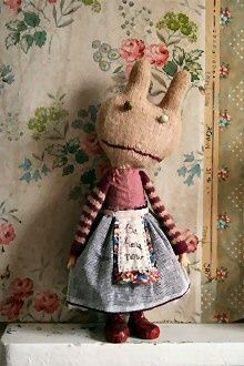 Not a toy but beautiful decoration by Julie Arkell