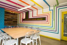PPS Architects have designed the offices of Human.Kind, an advertising agency based in Johannesburg, South Africa.