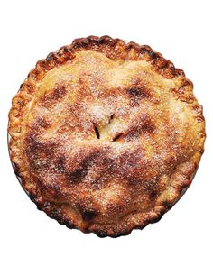 Thanksgiving Entertaining: Brown-Butter Apple Pie Recipe